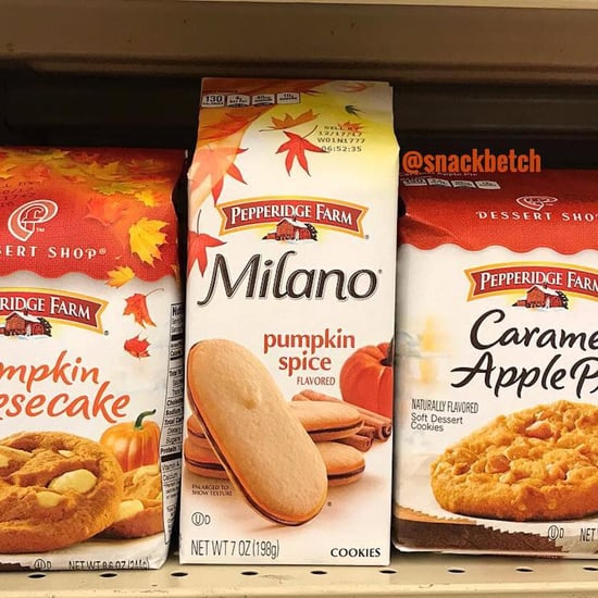 Pepperidge Farm Pumpkin Spice Cookies