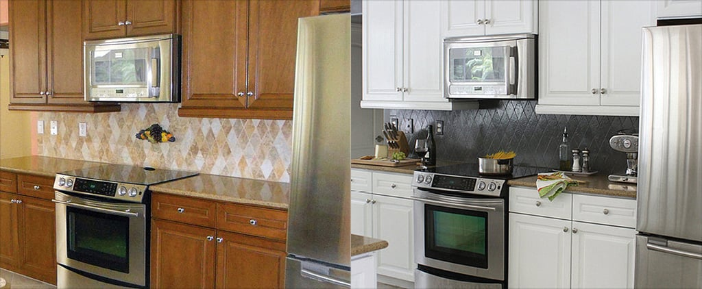 This $200 Kitchen Transformation Is Beyond Dramatic