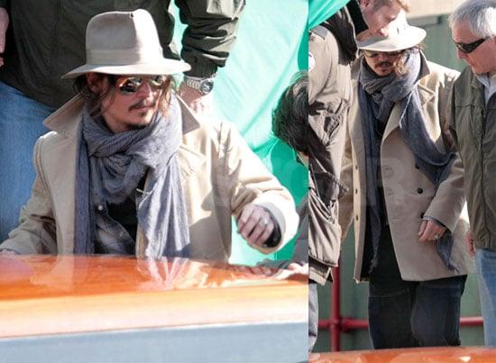 Photos of Johnny Depp