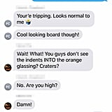 "The Early Debate and Reference to ""The Dress"""