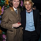 Wes Anderson and Owen Wilson