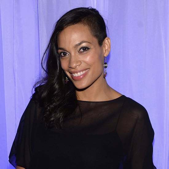 Rosario Dawson Shaved Head | Photos