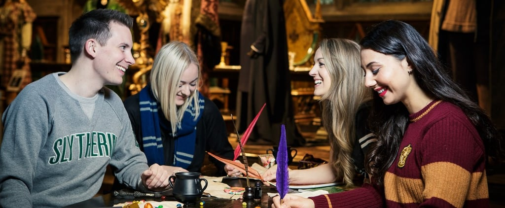 Harry Potter Quiz at the London Studio Tour