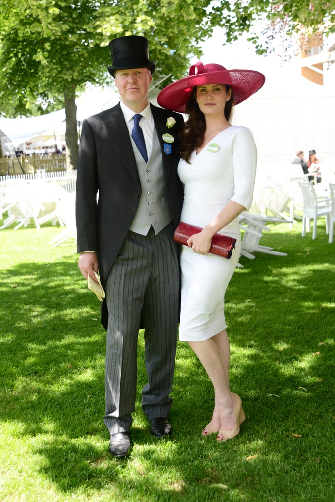 The Earl And Countess Of Spencer At Royal Ascot 2014