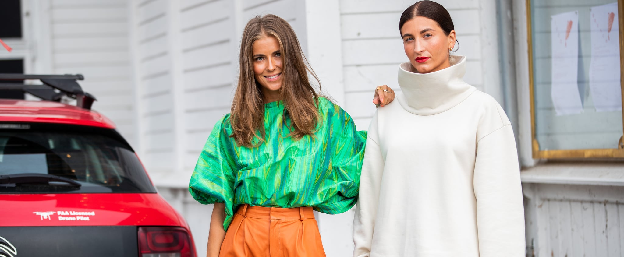 Best Summer to Fall Street Style 2019