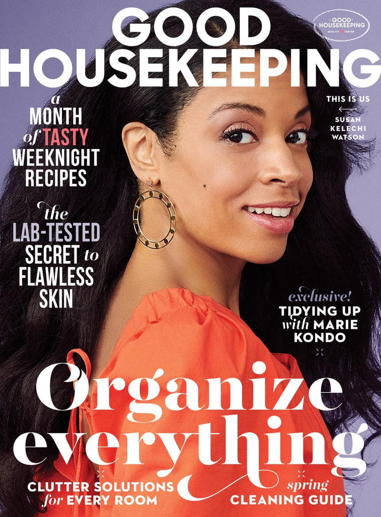 Susan Kelechi Watson in Good Housekeeping March 2019
