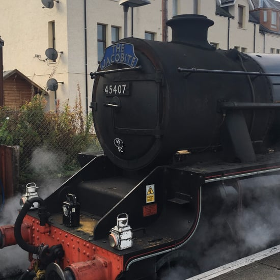 Harry Potter Jacobite Steam Train in UK