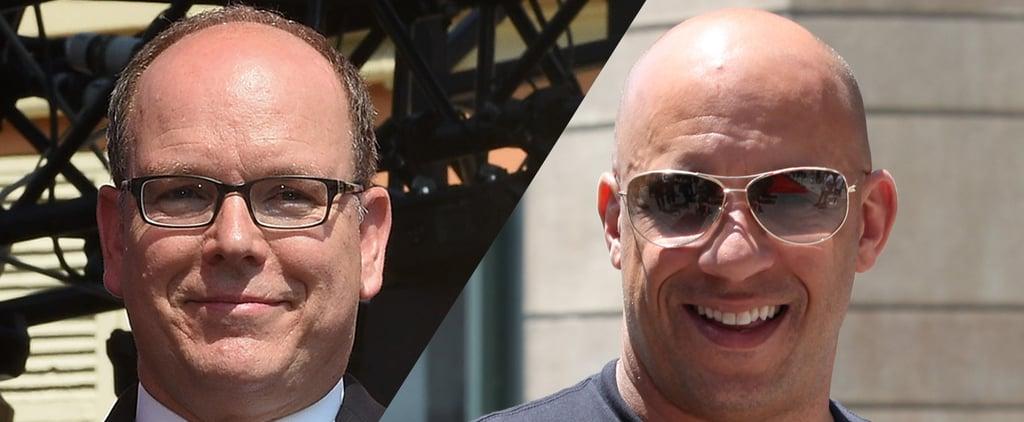 Prince Albert of Monaco Wants Vin Diesel in Movie