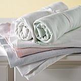 The Land of Nod Organic Swaddling Set