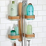 mDesign Metal Hanging Bath and Shower Caddy Storage Organiser