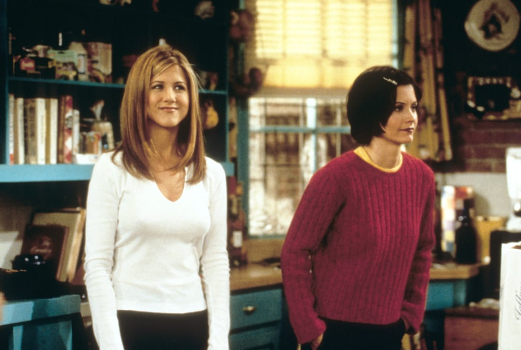 The Best Casual Apartment Outfits on Friends