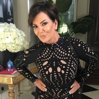 Kris Jenner Almost Canceled Dubai Trip For Rob Kardashian