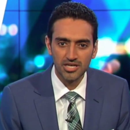 Waleed Aly Donald Trump Editorial on The Project