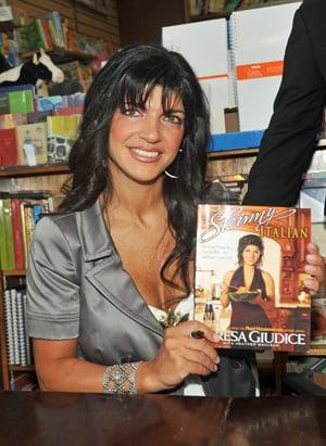 "Teresa Giudice's Healthy Italian Cookbook, ""The Skinny Italian"""