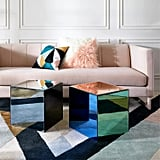 Now House by Jonathan Adler Chroma Cube Accent Table