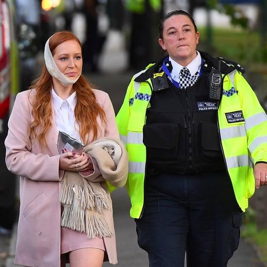 London Terror Attack at Parsons Green Underground Station