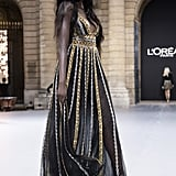 Duckie Thot Walks Le Défilé L'Oréal Paris 2019