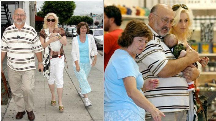 Gwen & Grandparents
