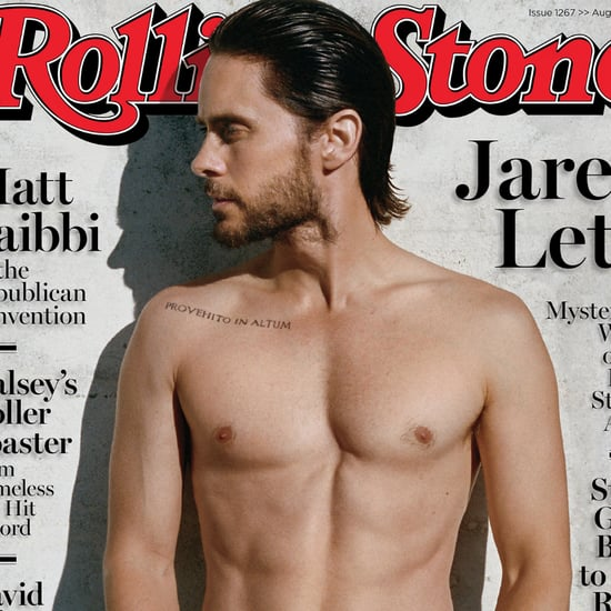 Jared Leto on Rolling Stone Cover July 2016