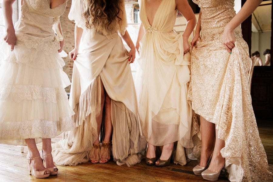 Try to One-Up Other Bridesmaids