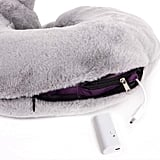 Charge the Neck Pillow Using the USB