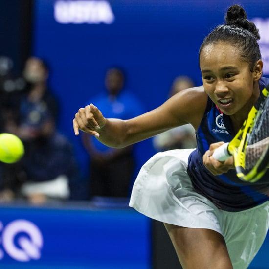Who Is Teen Tennis Player Leylah Fernandez?