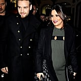 Cheryl and Liam Payne Out in London November 2016