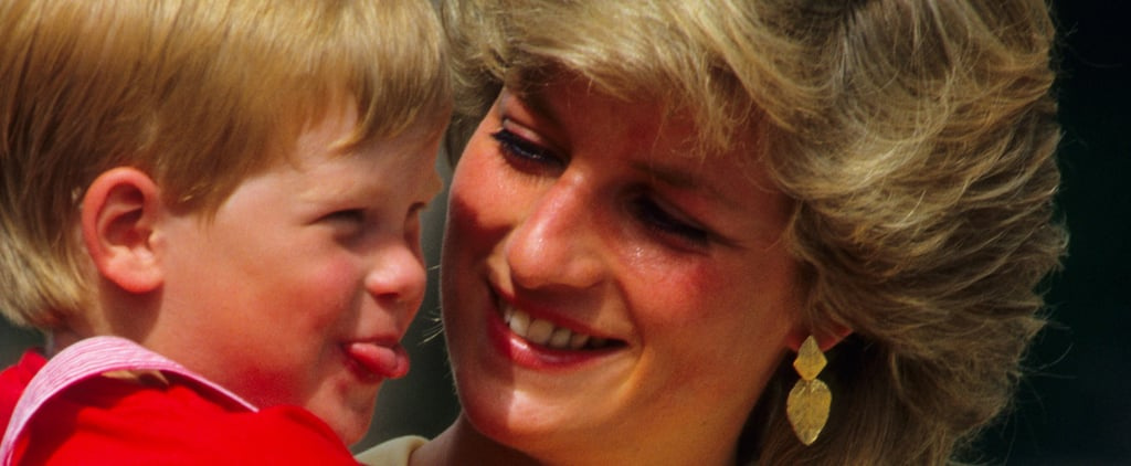 Princess Diana's Most Precious Moments With Prince Harry