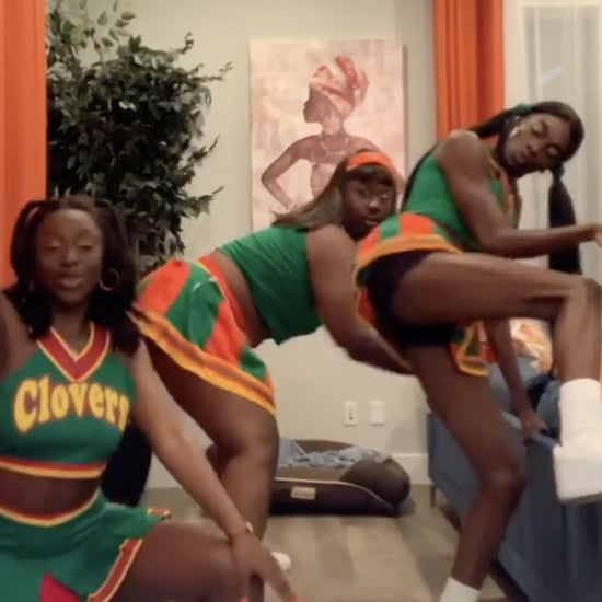 Rickey Thompson's Bring It On Halloween Costume Dance Video