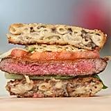 Eat the Trend: Truffle Mac 'n' Cheese Burger
