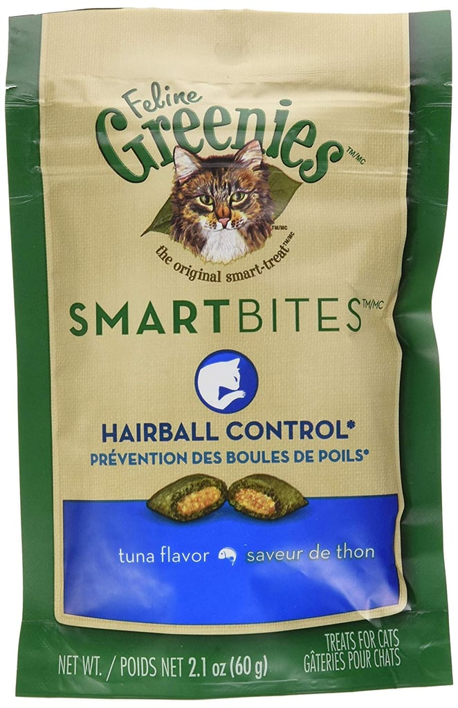 Greenies Smartbites Hairball Control Treats For Cats