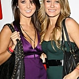 Lauren Conrad and Audrina Patridge