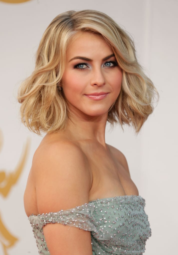 Julianne Hough at the Emmy Awards