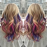Underlights Hair Color Trend