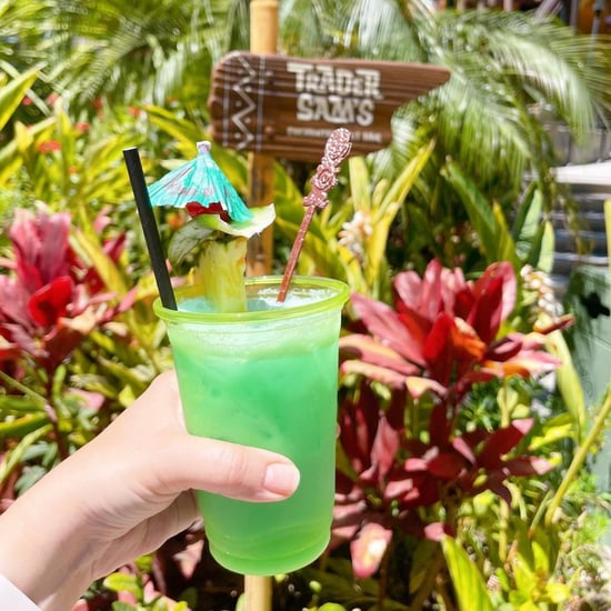 Check Out This Secret Menu KaBLUEie Drink From Disneyland