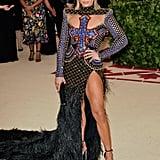 Jennifer Lopez at the 2018 Met Gala
