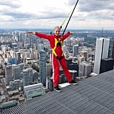 Walk the EdgeWalk