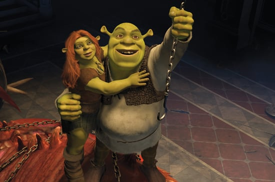 Shrek Forever After Earns First Place at the Box Office in Opening Weekend