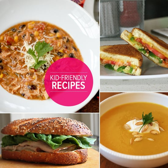 Soup and Sandwich Combos For Kids