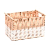 Small Indoor Outdoor Storage Basket