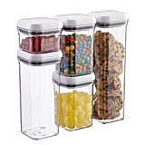 Kitchen: OXO Good Grips 5-Piece POP Canister Set