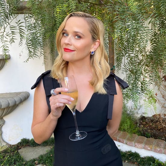 Reese Witherspoon's Hair and Makeup at Emmy Awards 2020