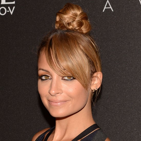 How to Get Nicole Richie's Plaited Bun at the 9th Annual Style Awards