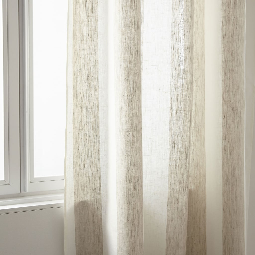 Buy curtains to refresh a room popsugar home australia - Zara home cortinas rebajas ...
