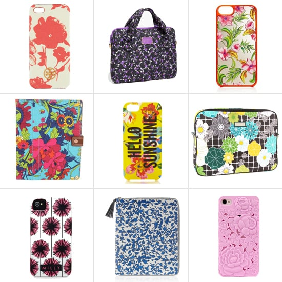 Swing Into Spring With These Floral Cases