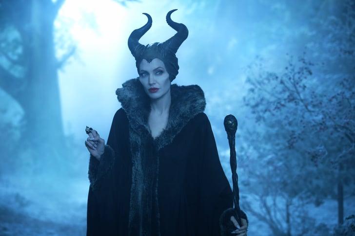 Angelina Jolie S Maleficent Makeup Transformation Video