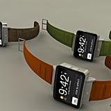 Photos of the iWatch