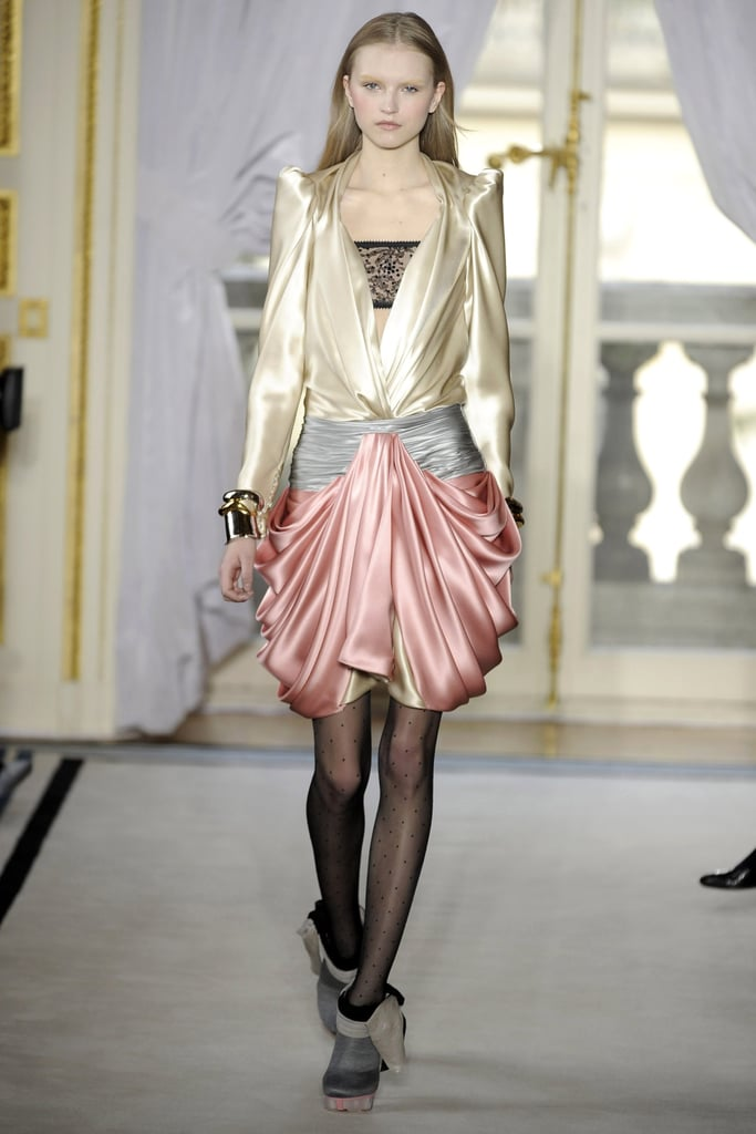A Softer Side of Balenciaga for Fall 2009