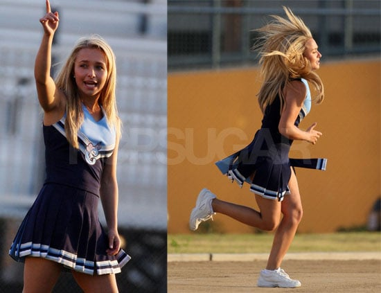 Sass Up The Cheerleader, Save The Ratings