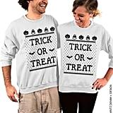Trick or Treat Halloween Sweater